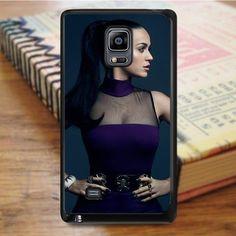 Katty Perry Best Singer Samsung Galaxy Note 5 Case
