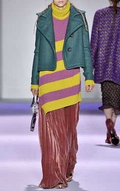 Panno Twill Jacket by MARCO DE VINCENZO for Preorder on Moda Operandi