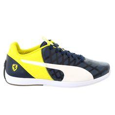 Puma Evospeed 1.4 Scuderia Ferrari Fashion Sneaker Shoe - Mens