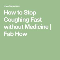 One of the most common health problems all over the world is coughing. Scientifically termed tussis, a cough is a throat-clearing reflex that helps clear irritating substances and blockages from. Chronic Dry Cough, How To Stop Coughing, Face Exercises, Cough Syrup, Cough Remedies, Cold Meals, Health Problems, Good To Know, Health Tips