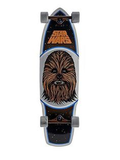 If I skateboarded I'd want this... and I'm not even a huge Star Wars fan, but this is pretty cool