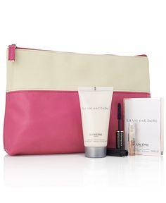 Receive a FREE 4-Pc. Gift with $65 Lancôme purchase - Lancôme - Beauty - Macys