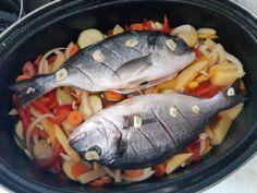 Fish Recipes, Seafood Recipes, Meat, Fish Food, Fish Feed, Ocean Perch Recipes