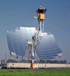 Stirling solar power system