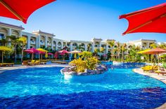 Serenity Fun City Resort Hurghada. Egypt