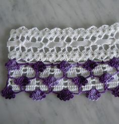 WORKSHOP OF BARRED: Croche - WITH PATTERN