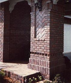 brick veneer column.jpg (383×447)