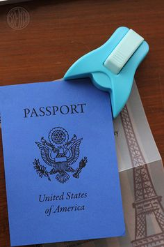 you never know when faking a passport (or in this cas making invites) might come in handy..
