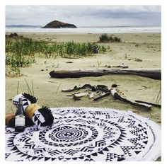 Tofino round towel Round Towels, Simple Pleasures, Be Yourself Quotes, West Coast, Mother Nature, Beach Mat, Connect, Outdoor Blanket, Inspire