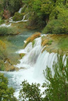 Krka National Park in Croatia - waterfall-tastic! | The Gap Year Edit
