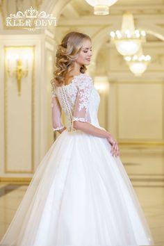 Свадебное платье Kler Devi Mia Bella Collection Allegra