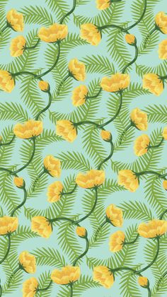 Wes Anderson inspired vintage floral pattern design from the 'Deirdre' wedding suite. Hand painted by Tuppence Collective. www.tuppencecollective.co.uk