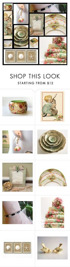 """""""Ever So Sweet"""" by inspiredbyten ❤ liked on Polyvore featuring vintage"""