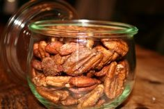 Gifts from the Kitchen: Maple-Chipotle Spiced Nuts - Ingredients, Inc.
