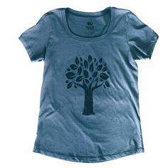 Have you ever thought about who made your clothes? Show your support for the fashion revolution with this soft, meaningful t-shirt.