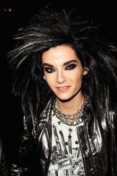 German singer, Bill Kaulitz. He is the founding member of band Tokio Hotel.