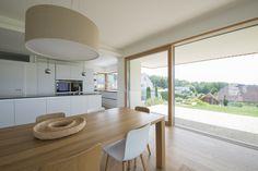 Holz/Aluminium-Fenstersystem HF 310. Fotocredit: Internorm.