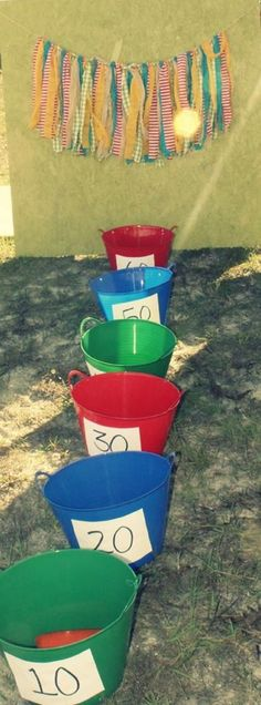Carnival Party Games