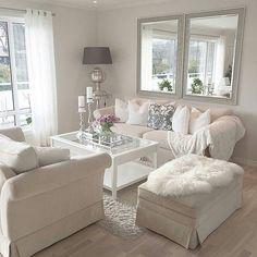 Crédit @ninahofland #inspiration #interiordecor #decoration #ikea #123interior #elegant #shabbychic #white #love #homesweethome #instadeco #inlove #interior125