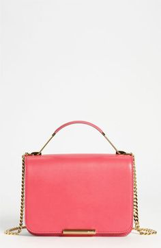 Pretty little pink shoulder bag.