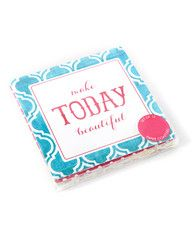 Chit Chat Paper Coasters www.ShopTheShoppingBag.com