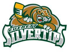 The Everett Silvertips play in the Western Hockey League.