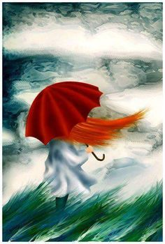 Ode to a Blustery Day....