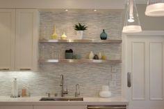 I still love a white kitchen.