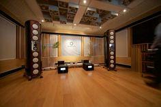 Marten Coltrane Supreme 2 speakers & Analog Domain power amplifiers