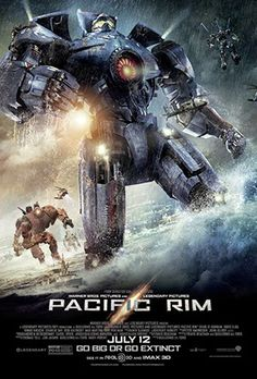 Pacific Rim (2013) Hindi Dubbed 720p BluRay Watch and Download