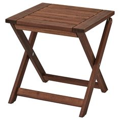 Trust IKEA's collection of outdoor dining furniture at affordable prices featuring tables and chairs designed for patios, gardens, yards and any outdoor space. Banco Exterior, Teak, Dining Furniture, Outdoor Furniture, Wooden Furniture, Dining Chairs, Room Chairs, Paper Industry, Wood Supply