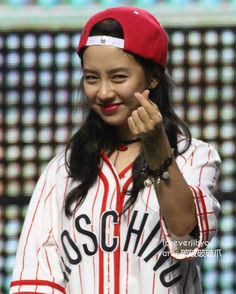 Song Jihyo at RMFM Beijing Showcase