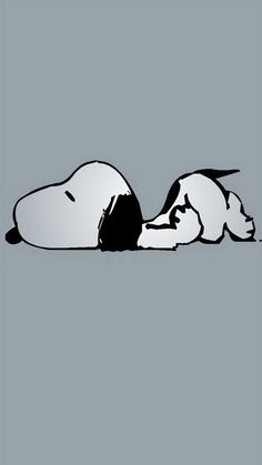 Snoopy | Cute iPhone 6 Wallpapers 13