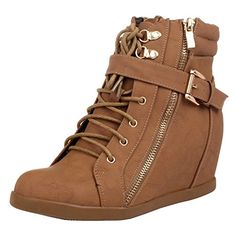 Top Moda Womens Peter-1 Fashion Wedge Sneakers,Camel,5 Top Moda http://www.amazon.com/dp/B00J0FBWN0/ref=cm_sw_r_pi_dp_jEcWvb0SRXRNA