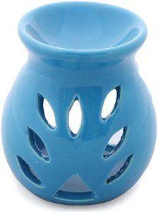 NEW Candle Warmer Tealights Matte White Burner Porcelain Buddha Melter