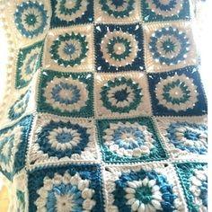 Crochet Patterns, Blanket, Squares, Tutorials, Rug, Blankets, Crochet Tutorials, Cover, Comforters