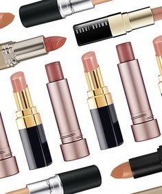 How Nude! 12 Neutral Lipsticks For A Perfect Pout #refinery29  http://www.refinery29.com/nude-lips
