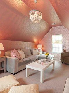 attic bedroom/room    #KBHomes