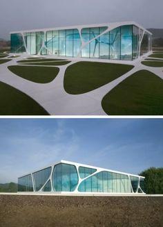Top 10 casas de vidro