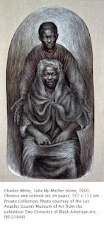 Charles White - Take My Mother Home