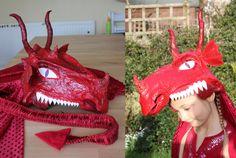 Filth Wizardry: Milk Jug Dragon Mask