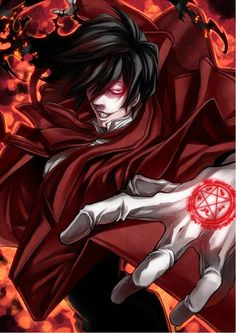 Nice anime image from Hellsing Ultimate uploaded by S.D - Alucard Alucard Cosplay, Cosplay Anime, Hellsing Alucard, Chica Anime Manga, Anime Art, Seras Victoria, Real Vampires, The Blues Brothers, Nerd