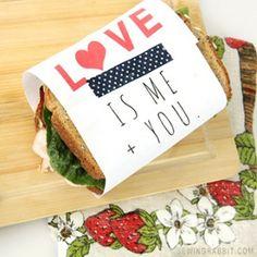 Valentine crafts {Friday finds}