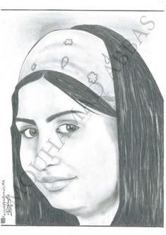 Rayan Al Shami #portraits #drowing #art #pencil #arts