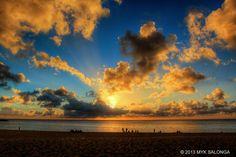 North Shore Sunset, Oahu for easy summer livin'