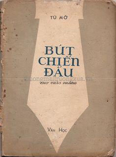 Bút Chiến Đấu (NXB Văn Học 1960) - Tú Mỡ, 87 Trang | Sách Việt Nam