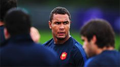 Thierry Dusautoir, French captain