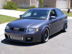 Audi A4 18t Quattro