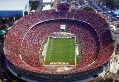 Les plus grands stades du monde