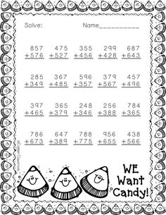 39 Best Math Cl 1 images | Math worksheets, Teaching math ... Math Worksheets Multiplication Regrouping Addition Digit Someregrouping Pin Cmbqoy on